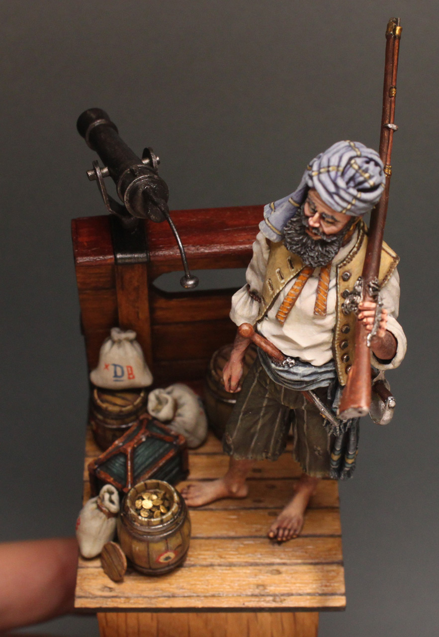 Dioramas and Vignettes: Good catch, photo #10