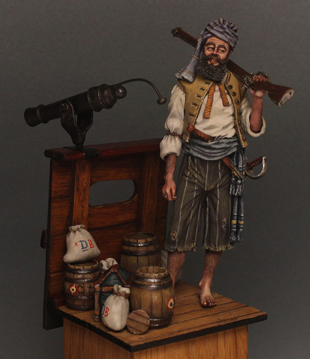 Dioramas and Vignettes: Good catch