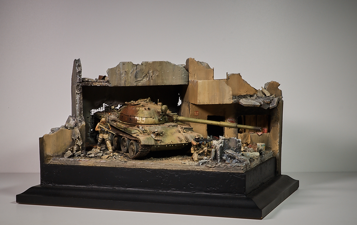 Dioramas and Vignettes: Somewhere in the world, photo #4
