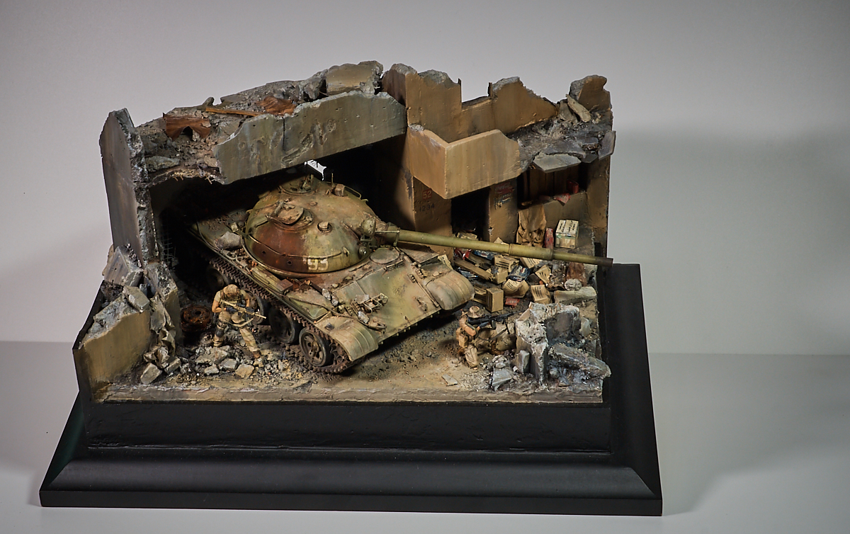 Dioramas and Vignettes: Somewhere in the world, photo #5