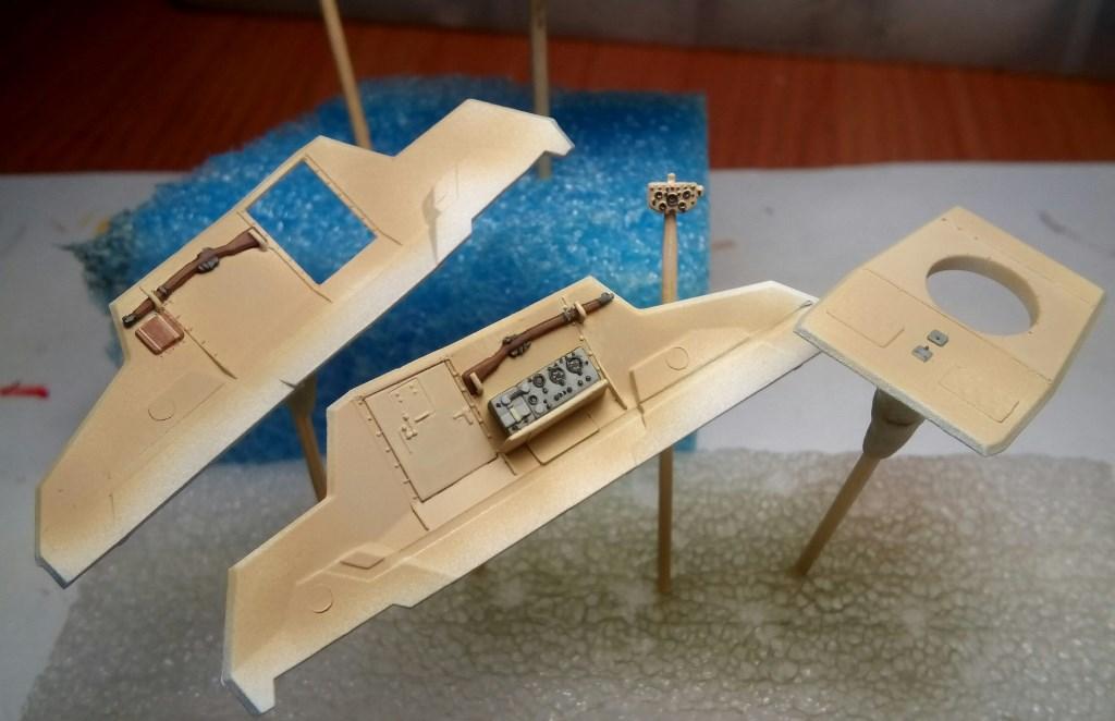 Dioramas and Vignettes: Otter - light reconnaissance AC, photo #14