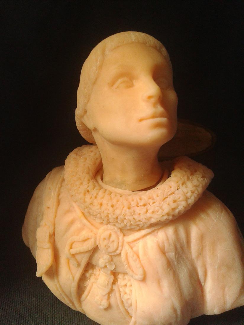 Sculpture: Maid of Orlean, photo #2