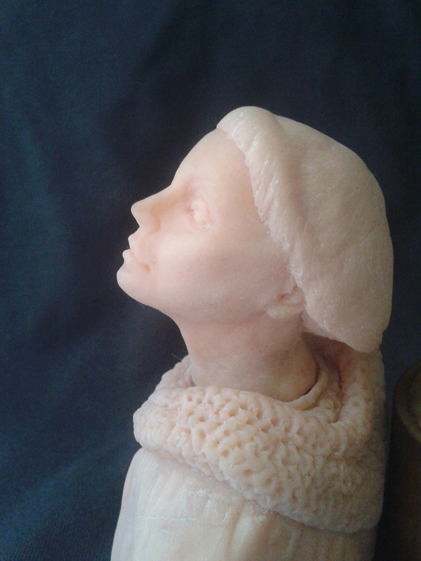 Sculpture: Maid of Orlean, photo #4