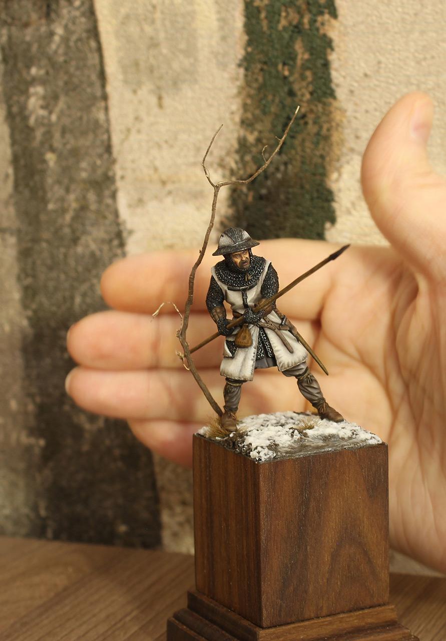 Figures: European Infantryman 13th, photo #7