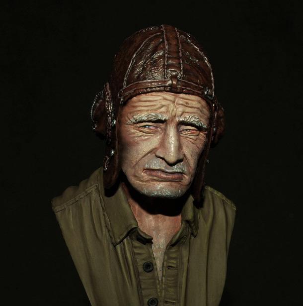 Figures: Old man