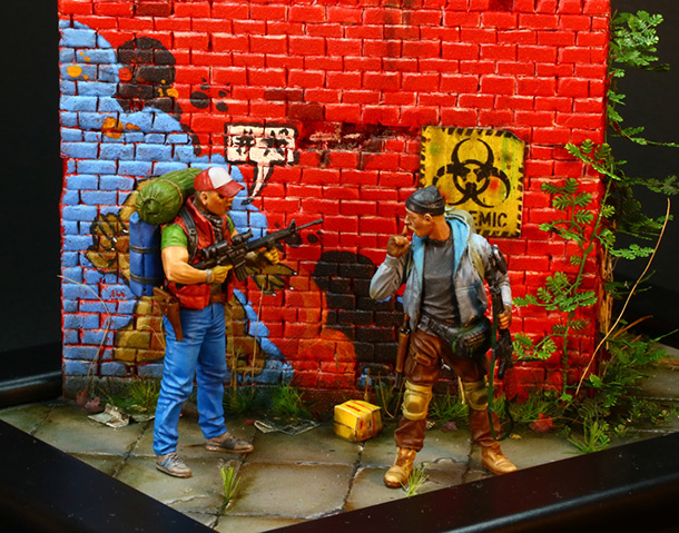 Dioramas and Vignettes: Times of the dead