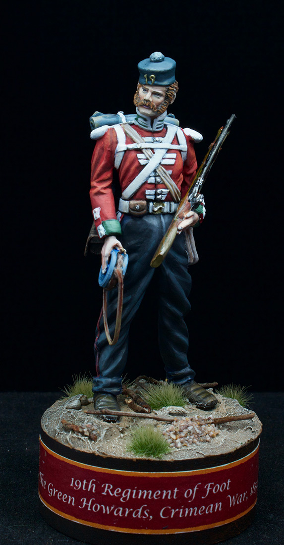 Figures: Infantryman, 19th inf. regt., photo #1