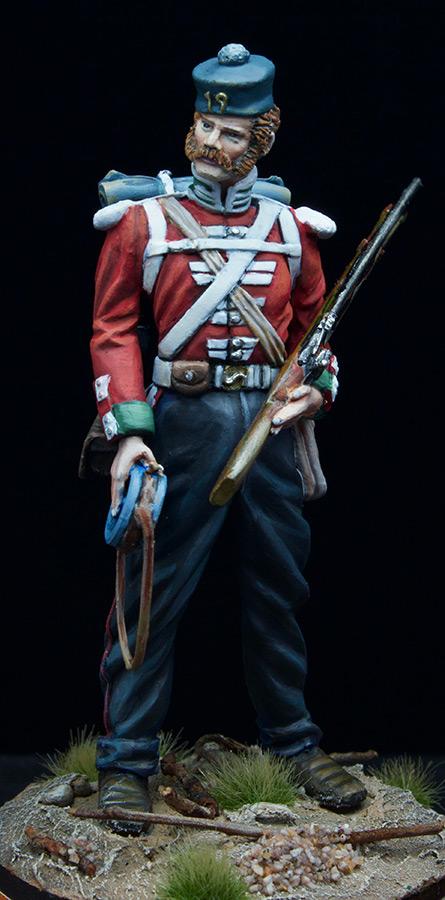 Figures: Infantryman, 19th inf. regt., photo #10