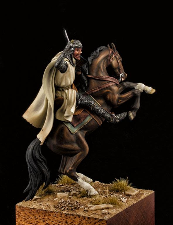 Figures: Templar, 13th cent., photo #7