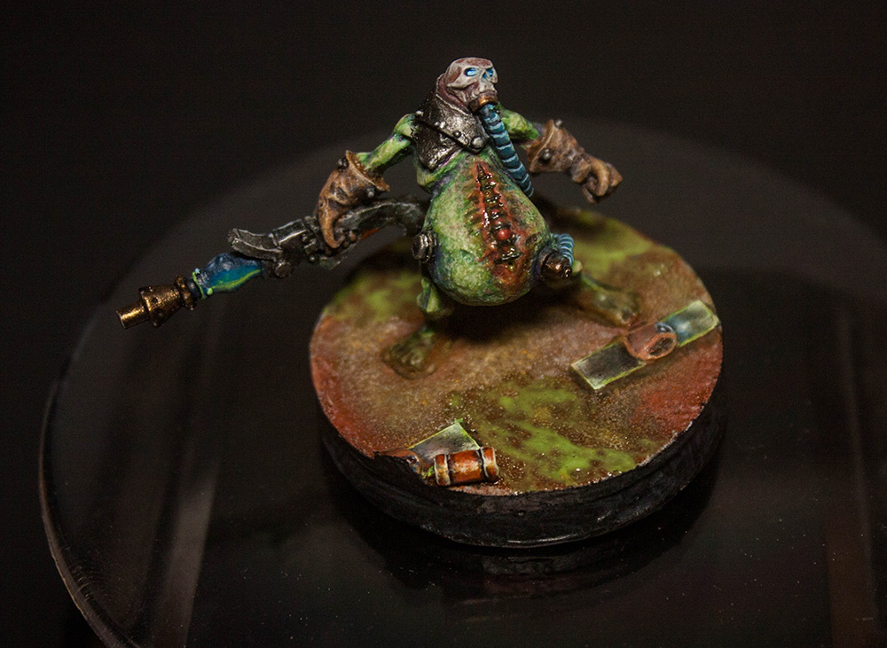 Miscellaneous: Bile Thrall, photo #2