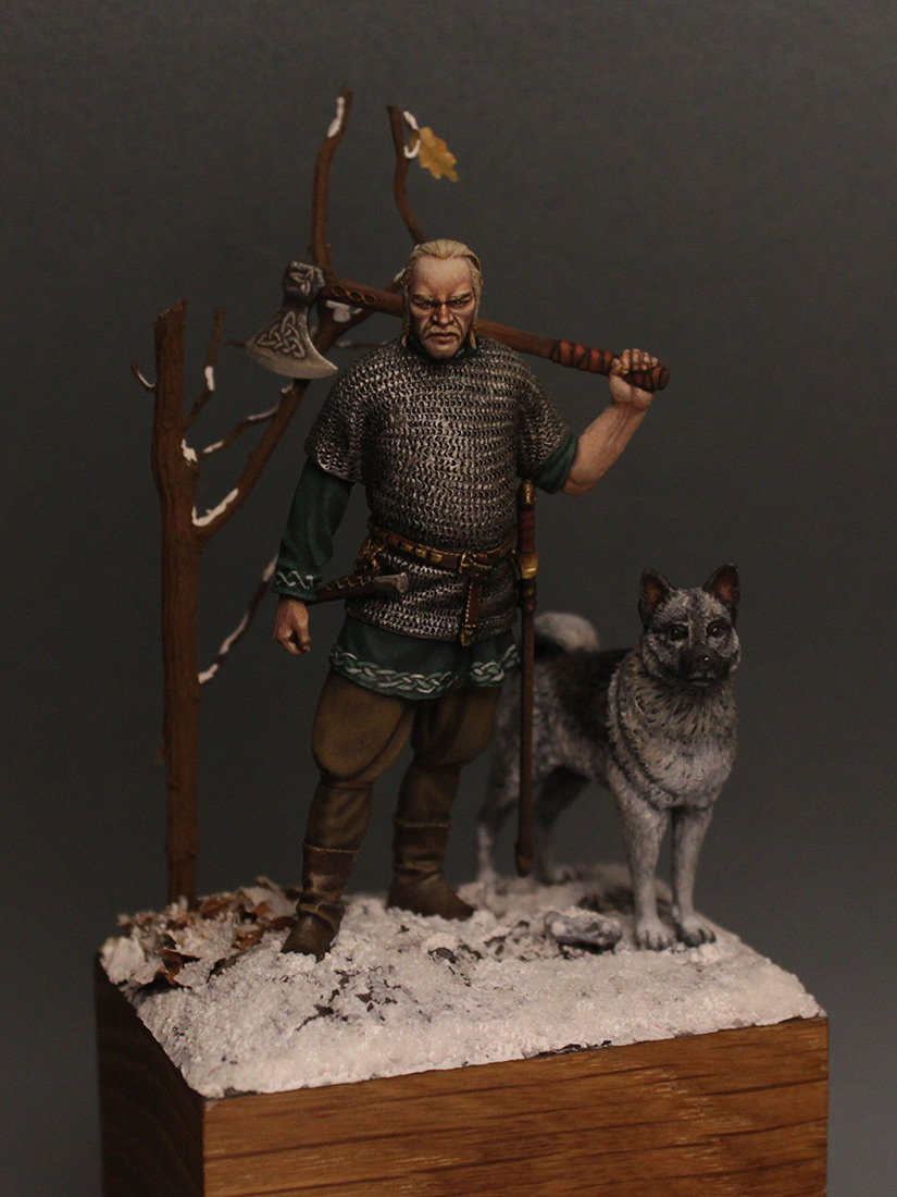 Figures: WarLord (X A.D.), photo #1
