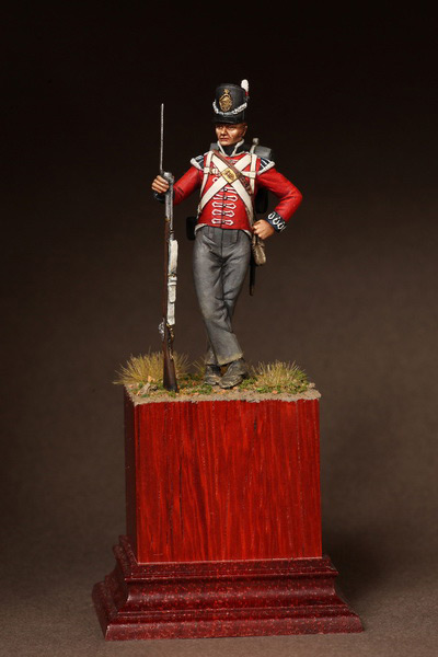 Figures: Private, 1st regt. of Foot Guards, 1810-15, photo #1