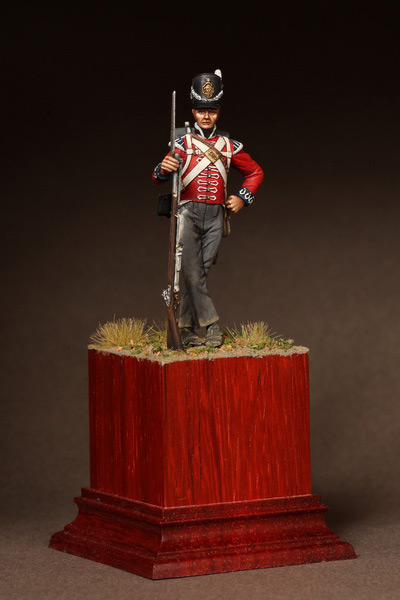 Figures: Private, 1st regt. of Foot Guards, 1810-15, photo #2