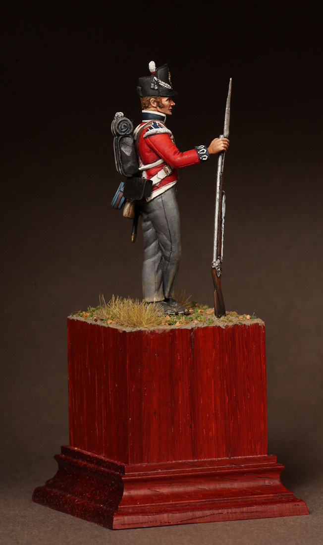 Figures: Private, 1st regt. of Foot Guards, 1810-15, photo #4