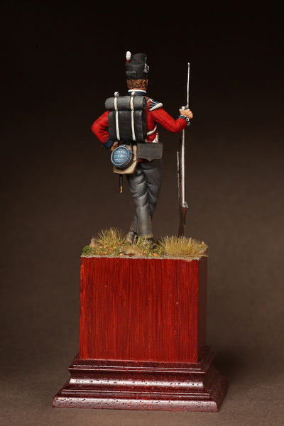 Figures: Private, 1st regt. of Foot Guards, 1810-15, photo #5