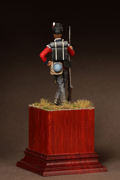Figures: Private, 1st regt. of Foot Guards, 1810-15, photo #6