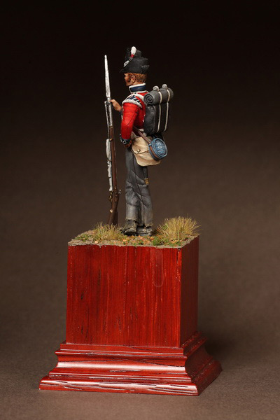 Figures: Private, 1st regt. of Foot Guards, 1810-15, photo #7