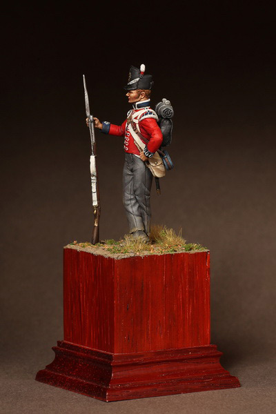 Figures: Private, 1st regt. of Foot Guards, 1810-15, photo #8