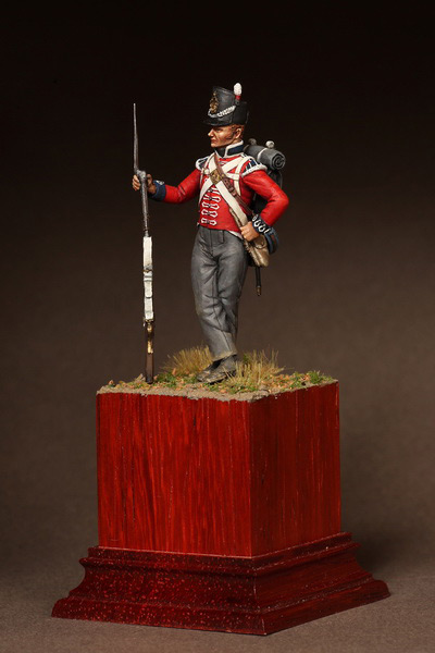 Figures: Private, 1st regt. of Foot Guards, 1810-15, photo #9
