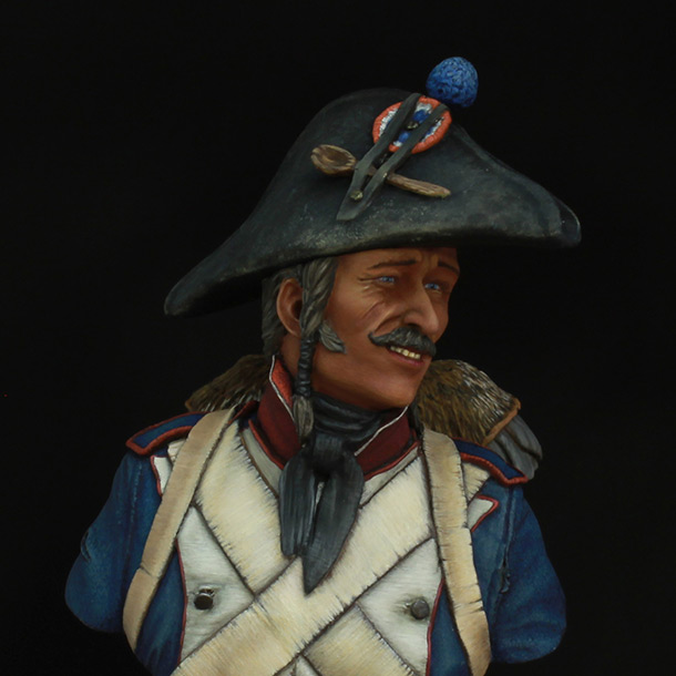 Figures: Soldier of revolution