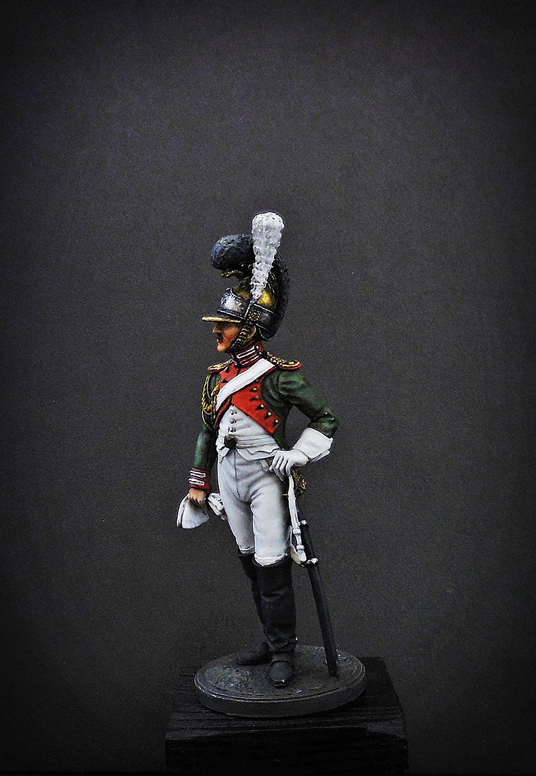 Figures: Private, Royal Guard, Italy 1811-12, photo #1