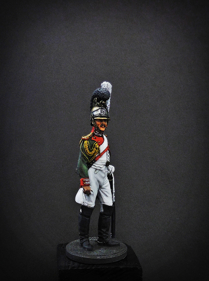 Figures: Private, Royal Guard, Italy 1811-12, photo #3