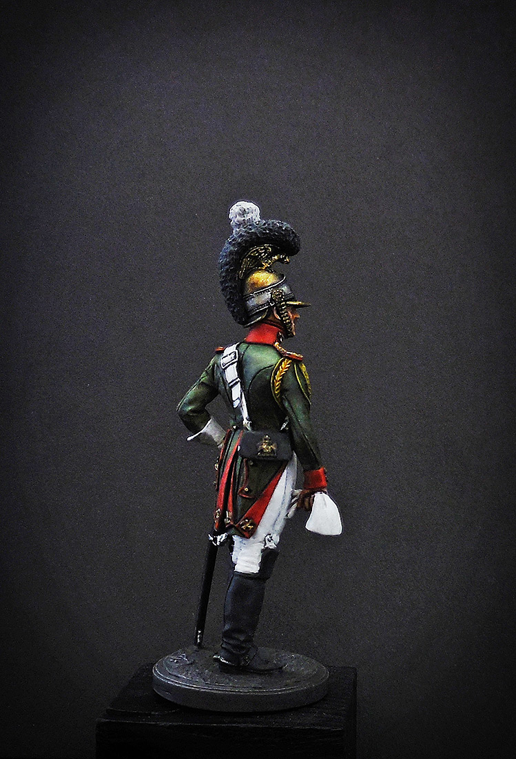 Figures: Private, Royal Guard, Italy 1811-12, photo #4