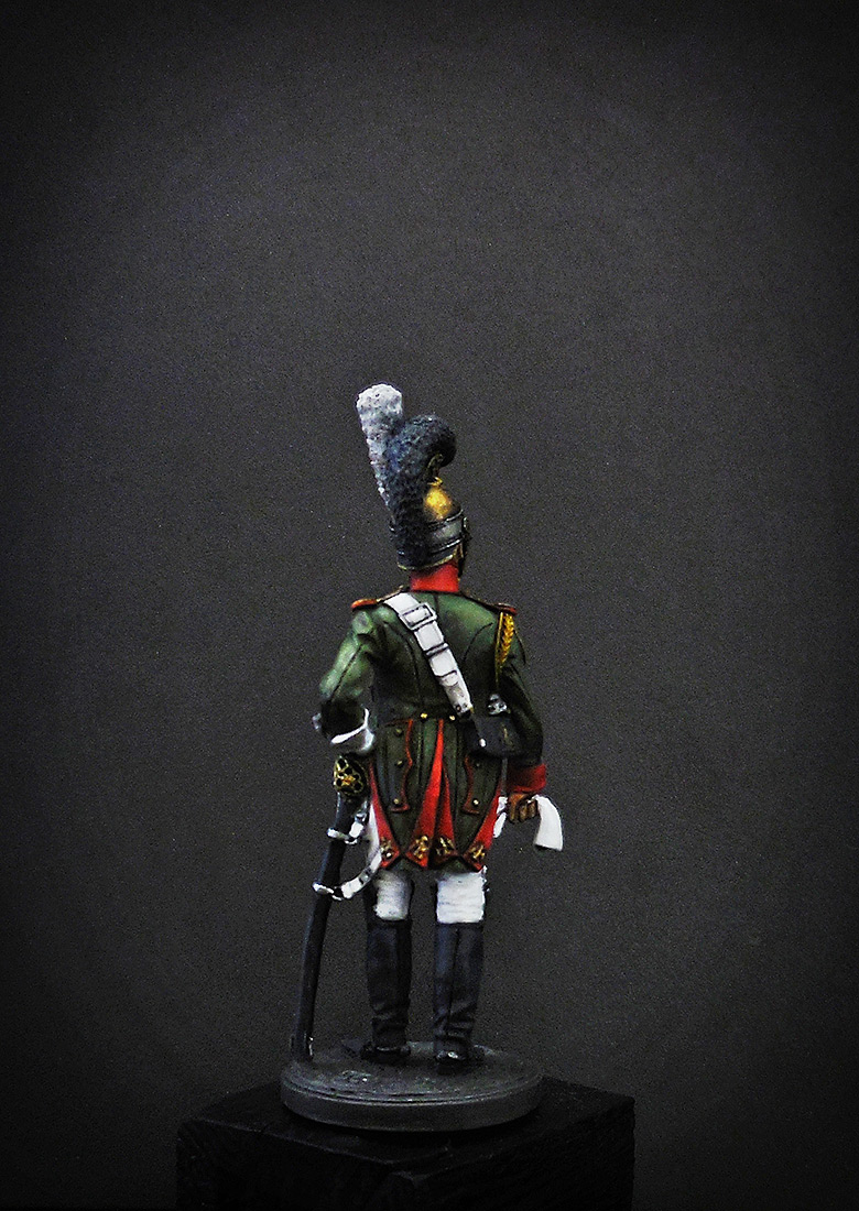 Figures: Private, Royal Guard, Italy 1811-12, photo #5