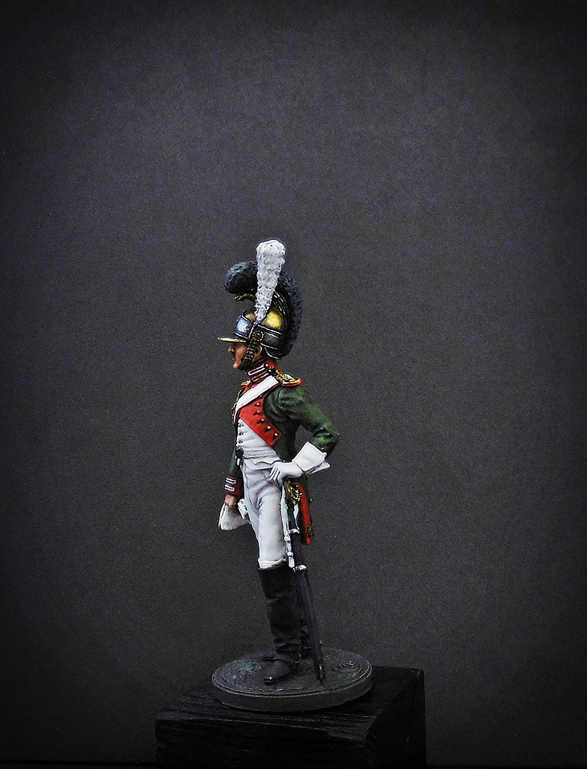 Figures: Private, Royal Guard, Italy 1811-12, photo #7