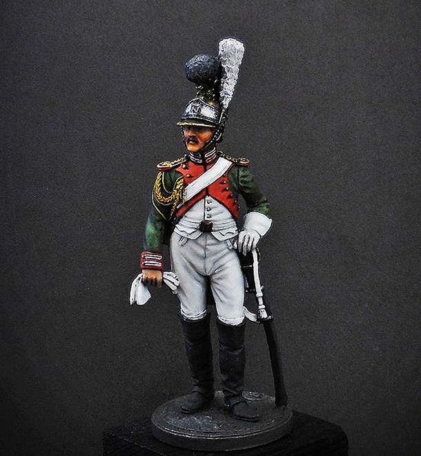 Figures: Private, Royal Guard, Italy 1811-12