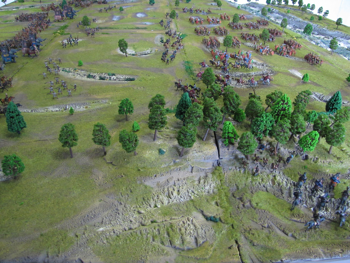 Dioramas and Vignettes: Battle of Trebbia, photo #10
