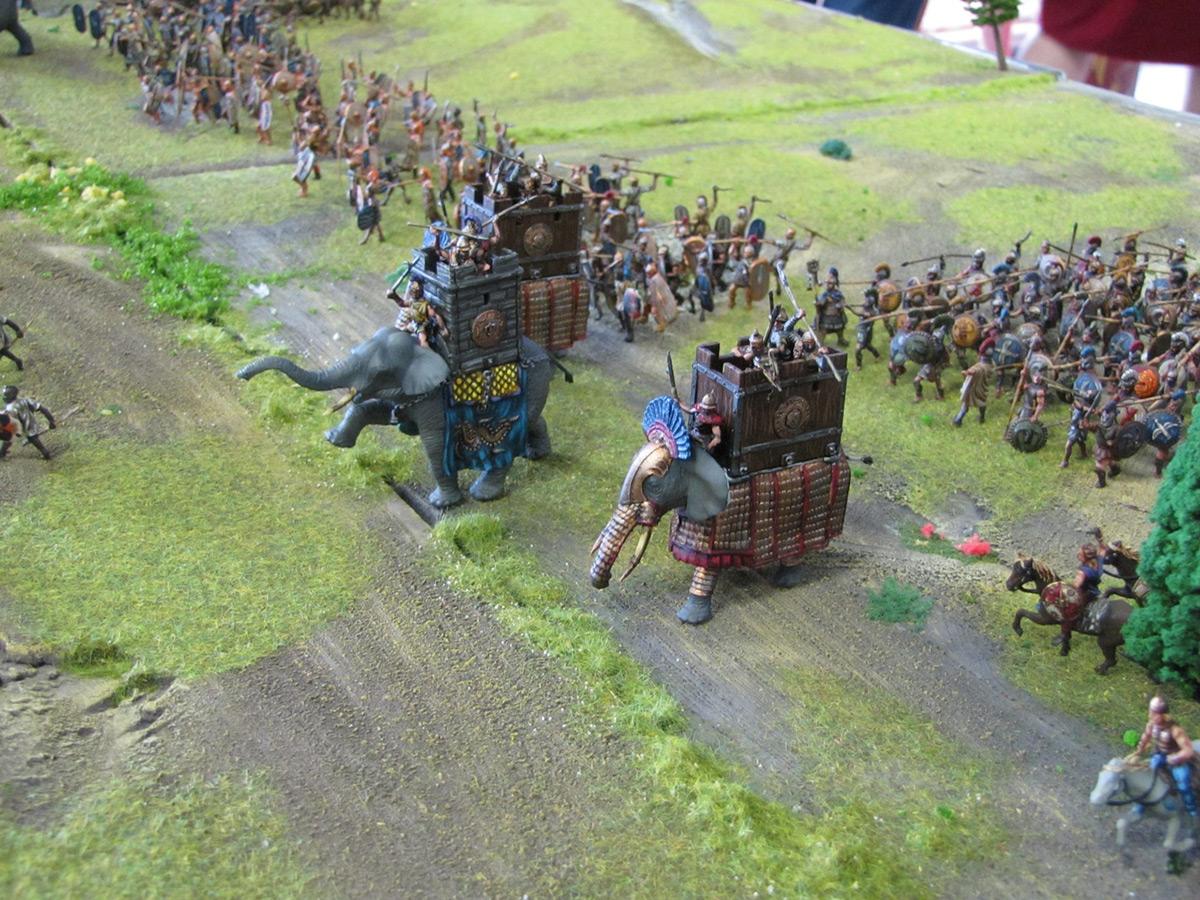 Dioramas and Vignettes: Battle of Trebbia, photo #12