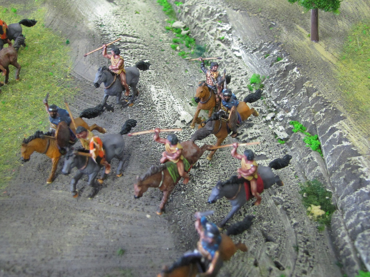 Dioramas and Vignettes: Battle of Trebbia, photo #14