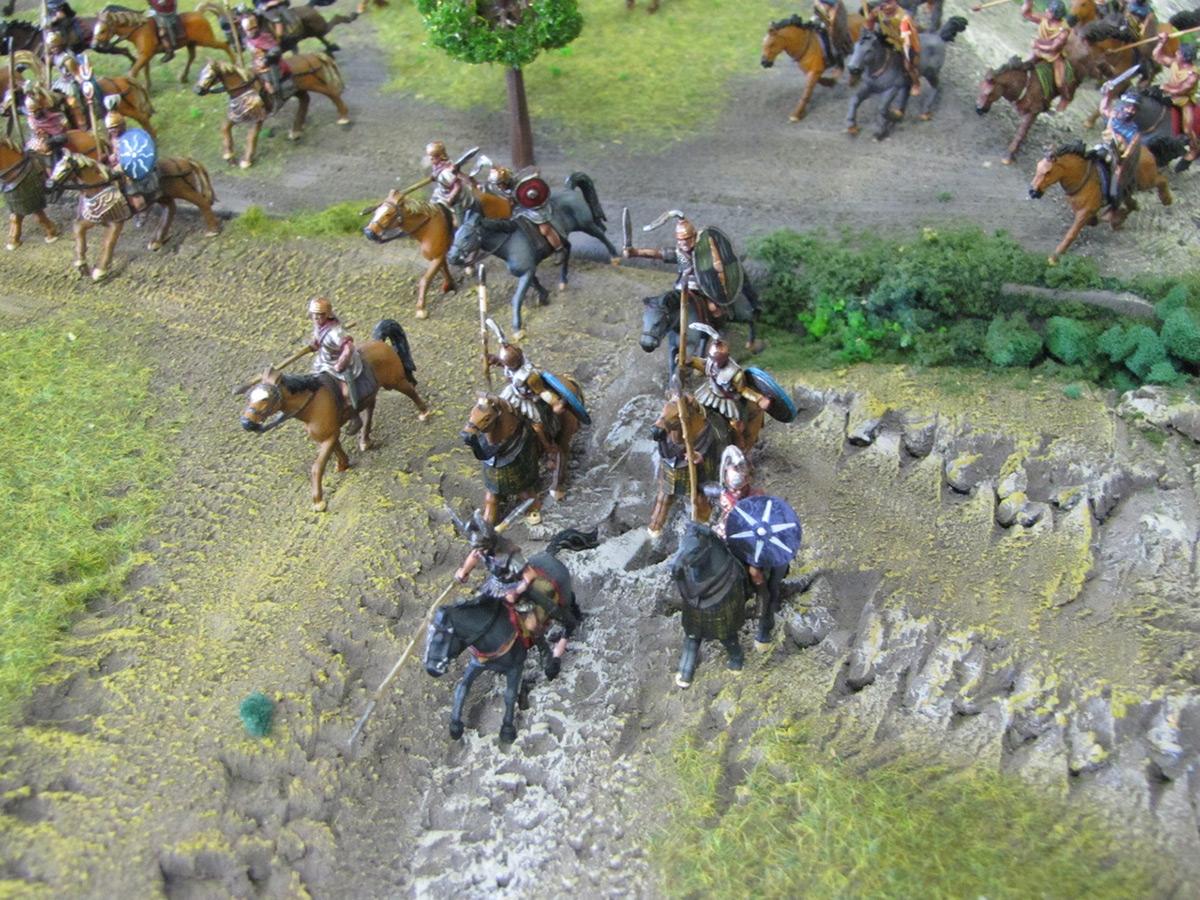 Dioramas and Vignettes: Battle of Trebbia, photo #17