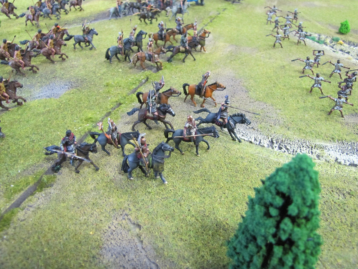 Dioramas and Vignettes: Battle of Trebbia, photo #18