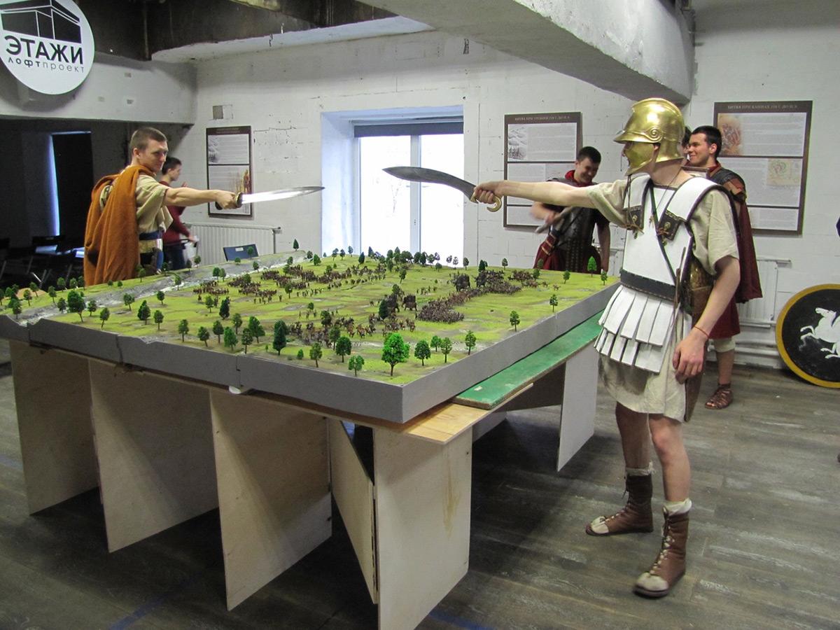 Dioramas and Vignettes: Battle of Trebbia, photo #2