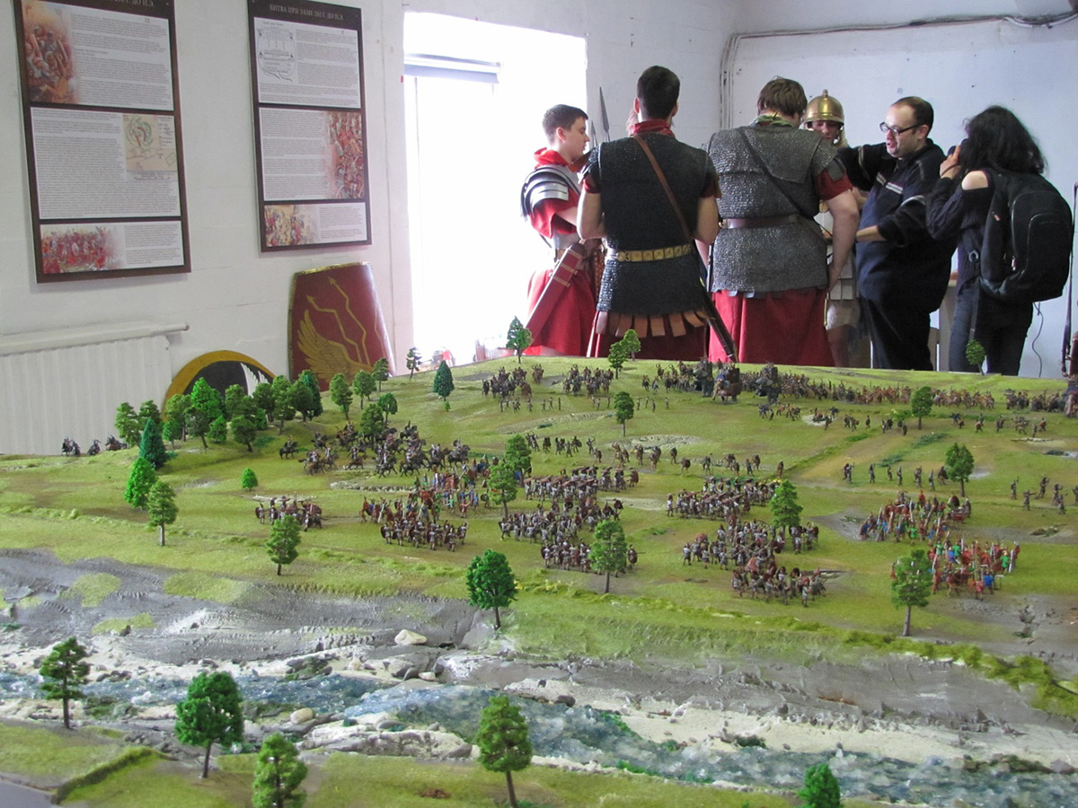 Dioramas and Vignettes: Battle of Trebbia, photo #3