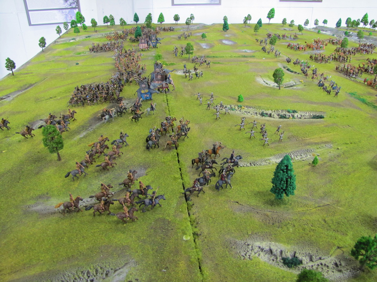 Dioramas and Vignettes: Battle of Trebbia, photo #4