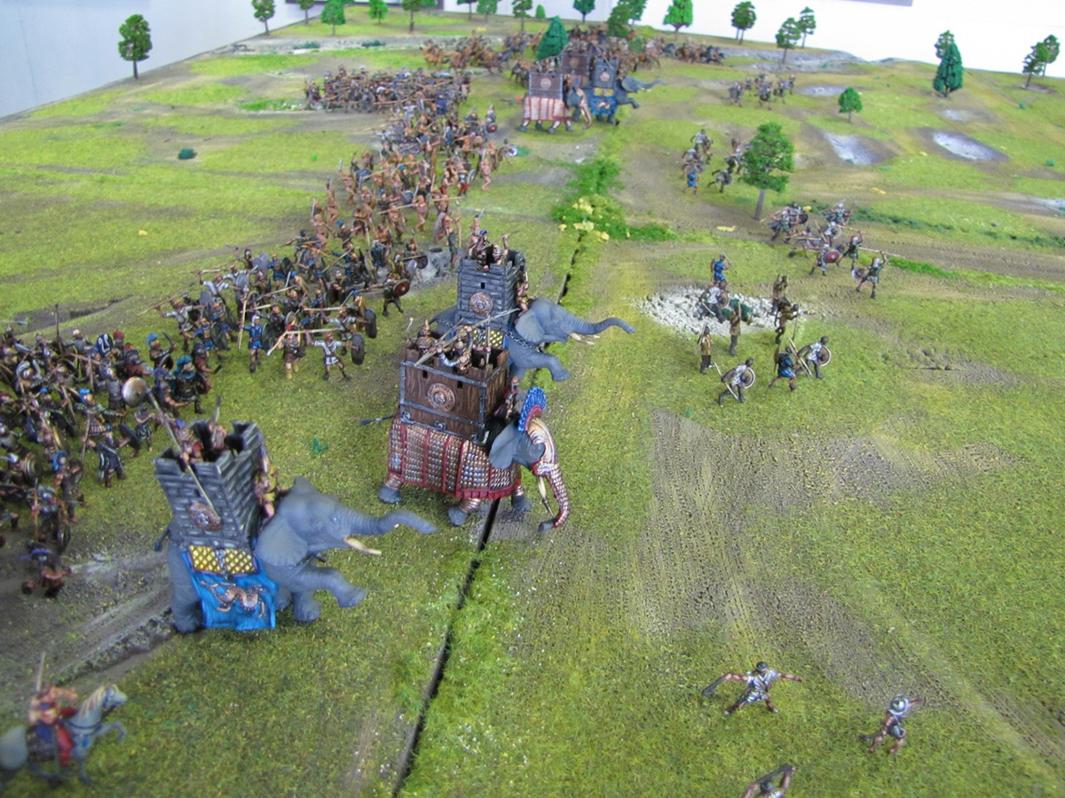 Dioramas and Vignettes: Battle of Trebbia, photo #5