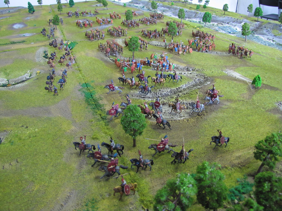 Dioramas and Vignettes: Battle of Trebbia, photo #6