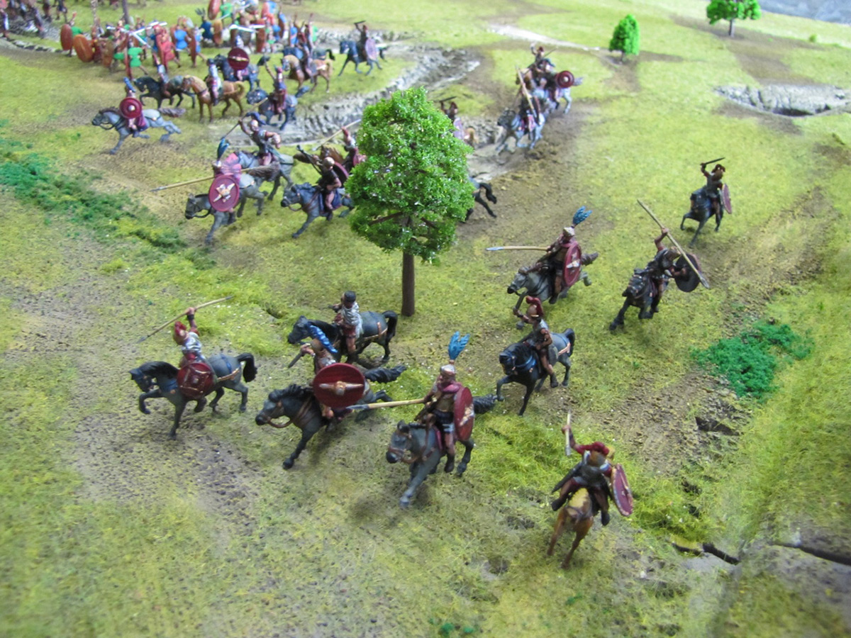 Dioramas and Vignettes: Battle of Trebbia, photo #7
