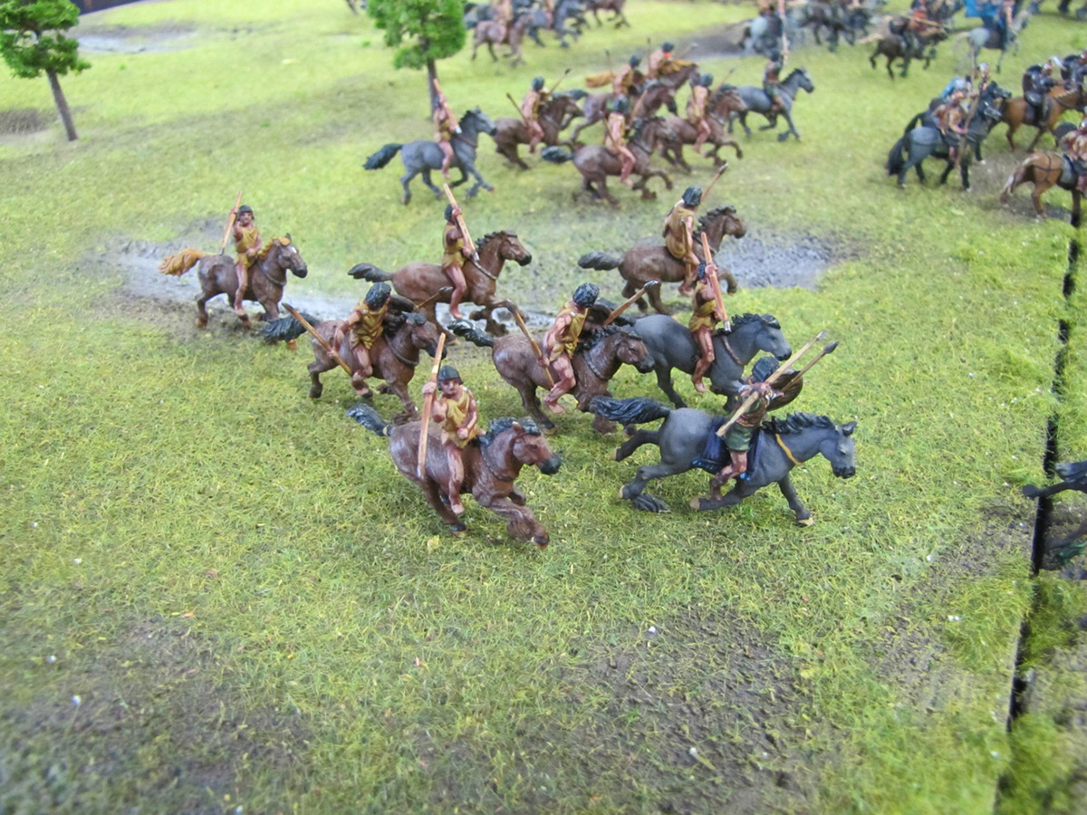 Dioramas and Vignettes: Battle of Trebbia, photo #9