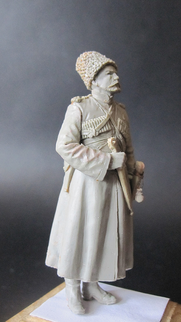 Sculpture: Ouriadnik, 1813, photo #2