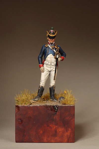 Figures: Tirailleur - chasseur, Young Guards, France 1812, photo #1