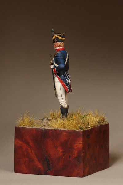 Figures: Tirailleur - chasseur, Young Guards, France 1812, photo #10