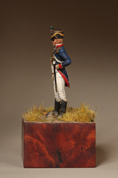 Figures: Tirailleur - chasseur, Young Guards, France 1812, photo #11