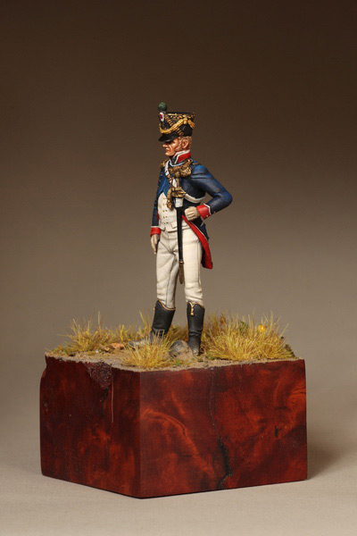 Figures: Tirailleur - chasseur, Young Guards, France 1812, photo #12