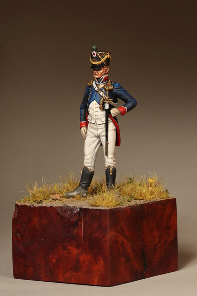 Figures: Tirailleur - chasseur, Young Guards, France 1812, photo #13