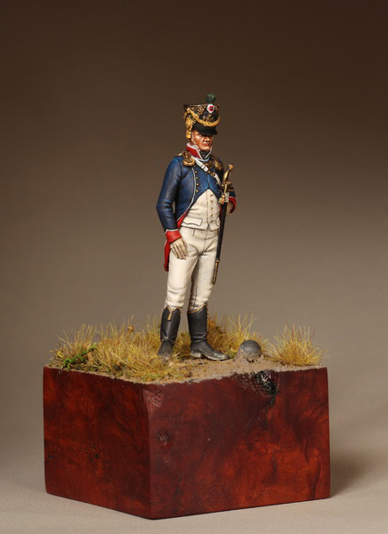 Figures: Tirailleur - chasseur, Young Guards, France 1812, photo #2