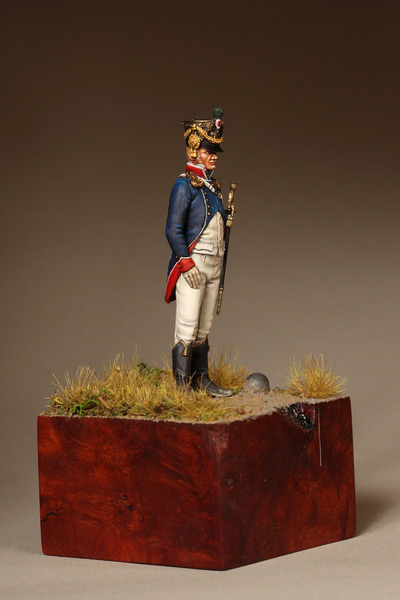 Figures: Tirailleur - chasseur, Young Guards, France 1812, photo #3